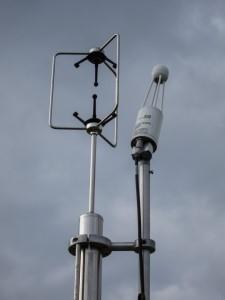 Gill and Licor sensors