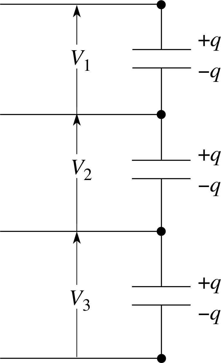 Pplato Flap Phys 45 Energy In Electric And Magnetic Fields Schematic Symbols Besides Battery Cell Symbol On Negative Figure