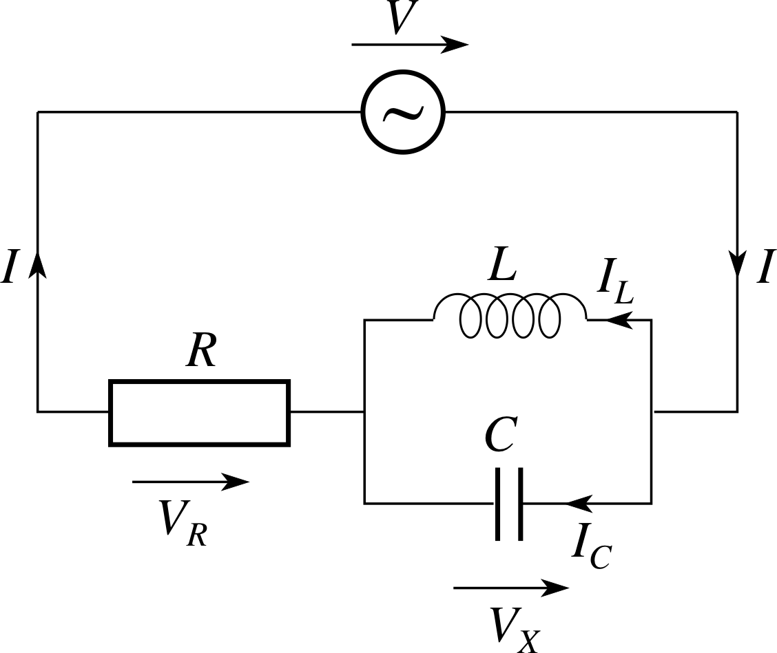 Pplato Flap Phys 54 Ac Circuits And Electrical Oscillations Current Source Circuit 27 Combining Series Parallel