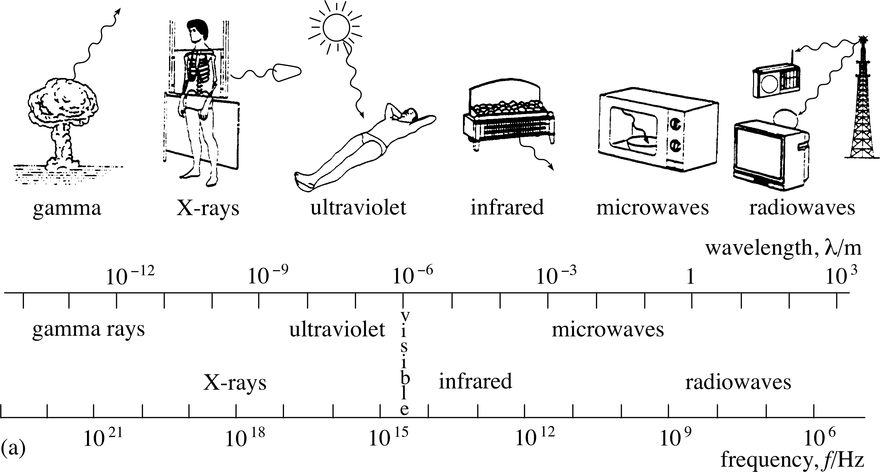 Radio Waves In The Electromagnetic Spectrum Essay Homework Help