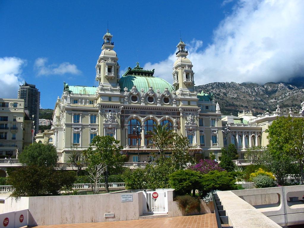 Nice And Monaco April 2003