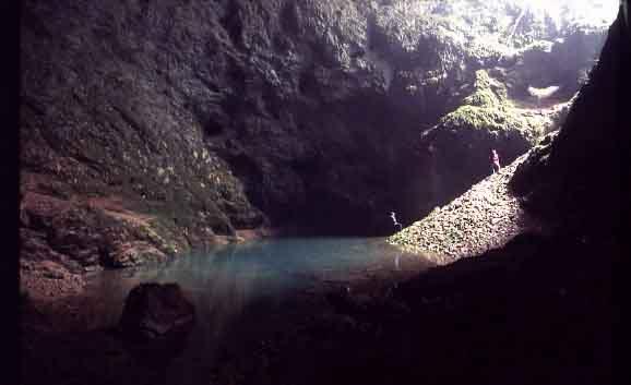Zgurasti Ice Cave, Romania